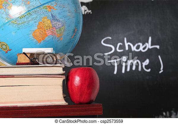 Educación - csp2573559