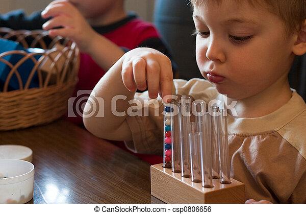 Educación temprana - csp0806656