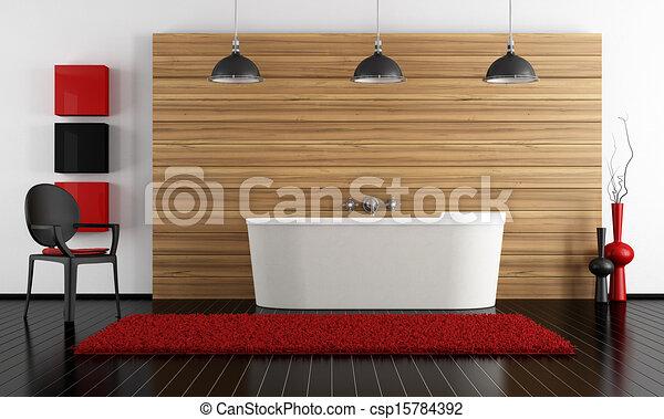 El baño de minilistas - csp15784392