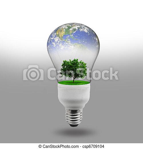 El concepto de energía renovable - csp6709104