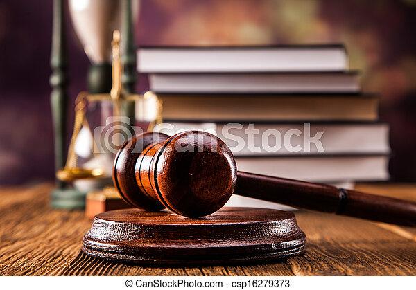 El concepto de la ley - csp16279373