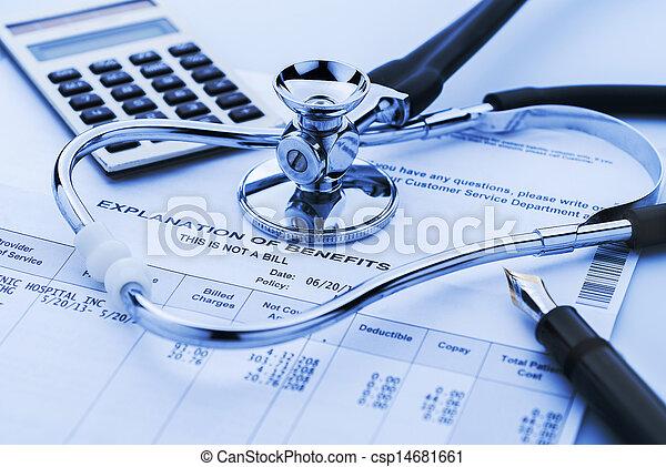 El costo de la salud - csp14681661