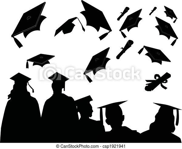 El día de la graduación - csp1921941