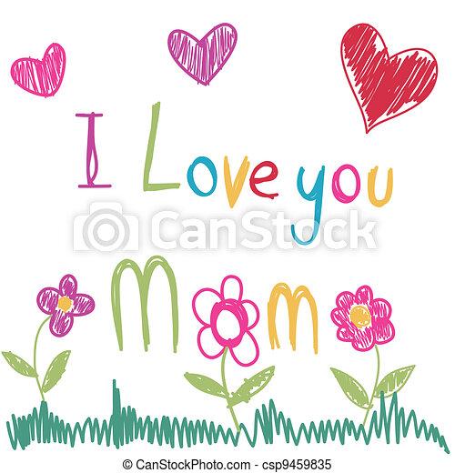 El día de la madre - csp9459835