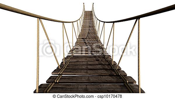 El puente de cuerdas se acerca - csp10170478