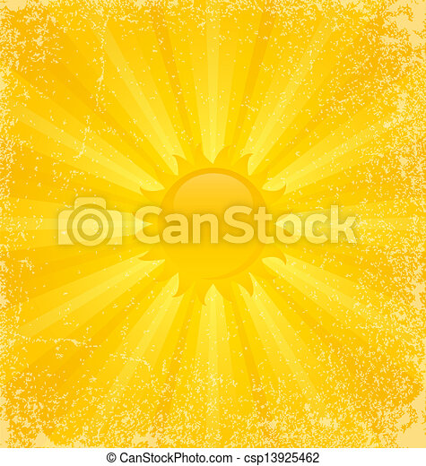 El sol - csp13925462
