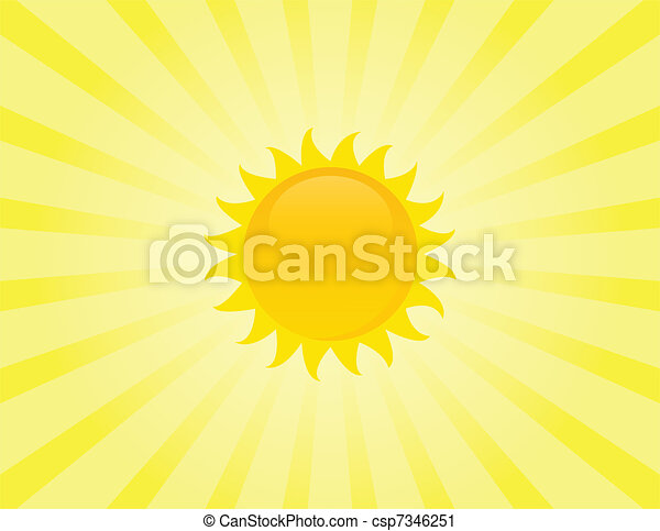 El sol - csp7346251