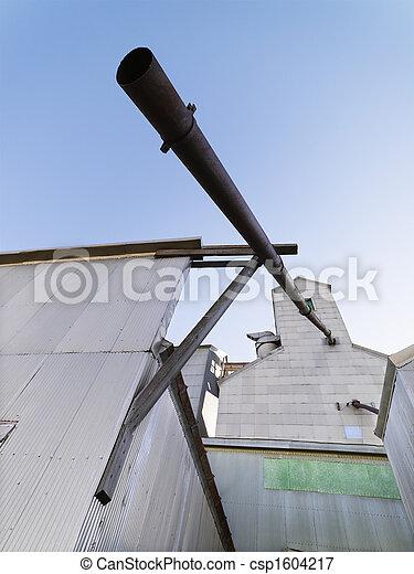 Ascensor de granos - csp1604217