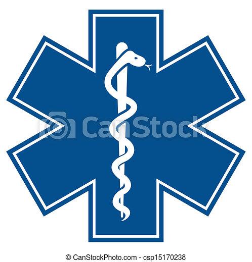 Estrella de emergencia - csp15170238