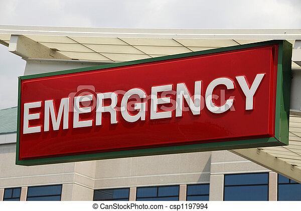 Emergencia - csp1197994