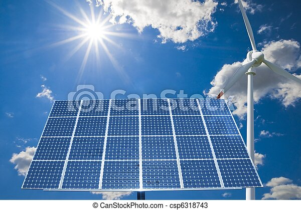 Energía - csp6318743