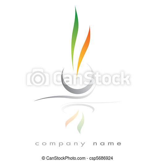 Avenir de energía - csp5686924