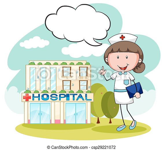 Enfermera - csp29221072
