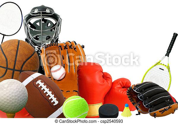 Equipos deportivos - csp2540593