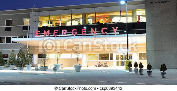 Entrada de emergencia - csp6393442