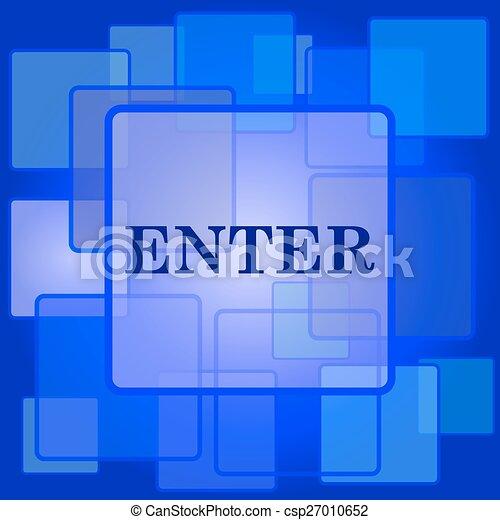 Entra en icono - csp27010652