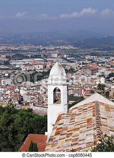 Ermita de Blanes (Catalonia-España) - csp8080445