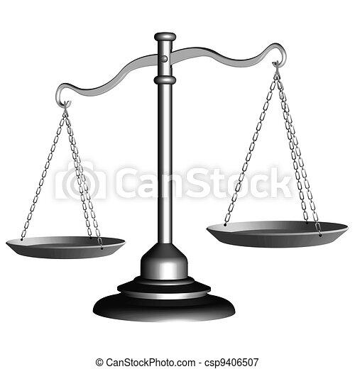 Escala de justicia de plata - csp9406507