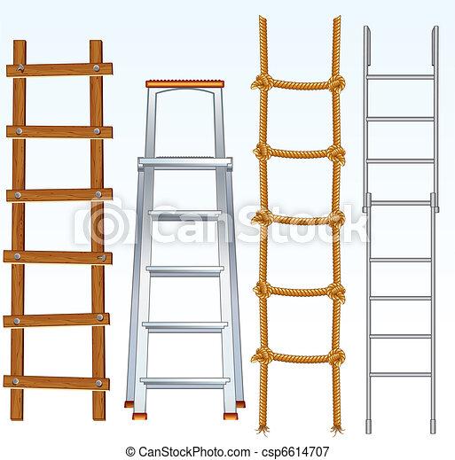 Escaleras - csp6614707