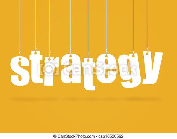 Estrategia - csp18520562