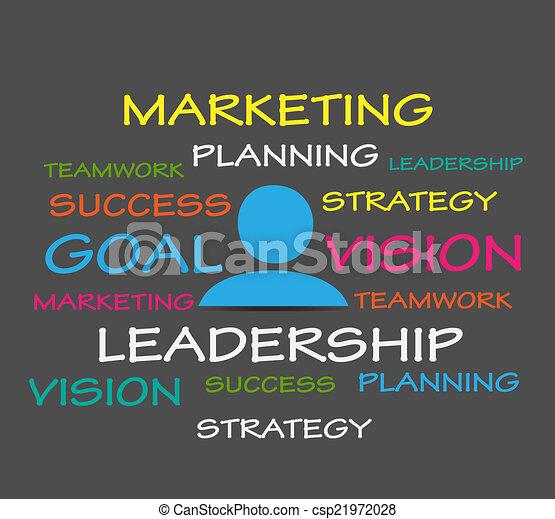Estrategia de marketing - csp21972028