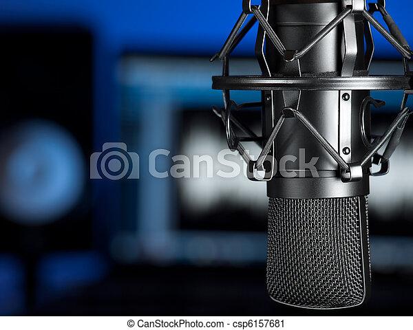 Estudio de música - csp6157681