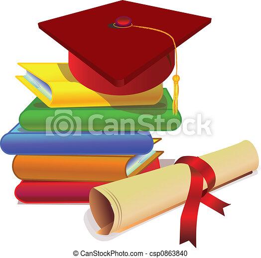 Graduación con estudio - csp0863840