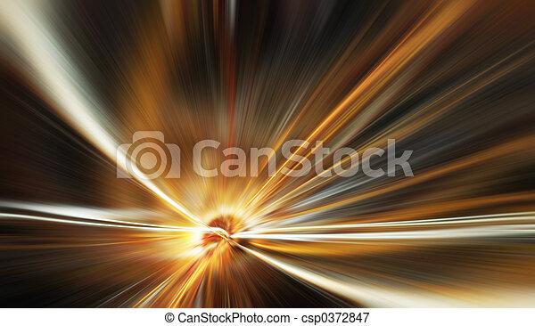 Explosión - csp0372847