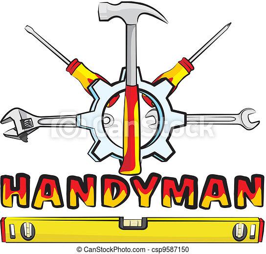 El manitas - herramientas - csp9587150