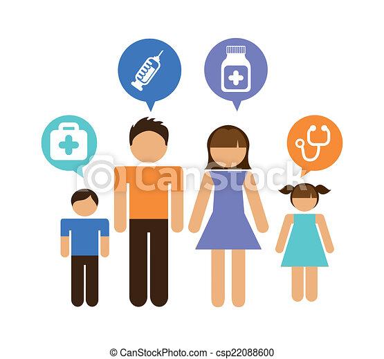 Familia - csp22088600