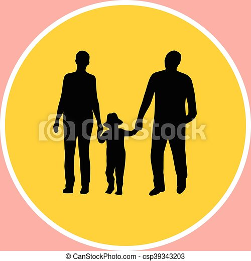 Familia - csp39343203