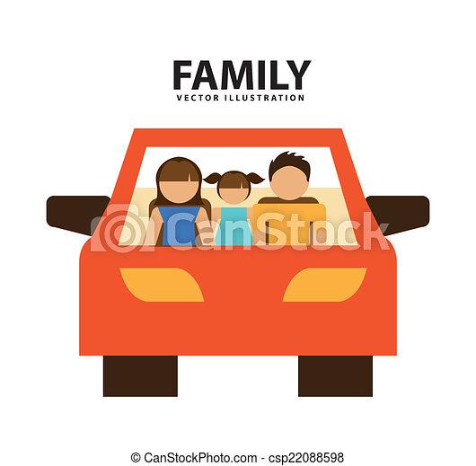 Familia - csp22088598