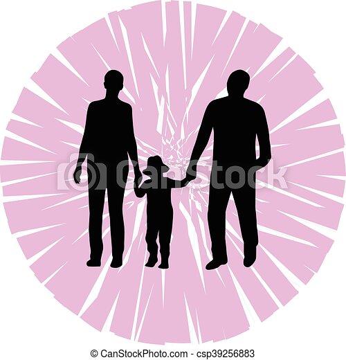 Familia - csp39256883