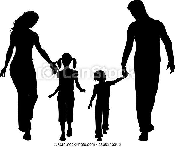 Familia - csp0345308