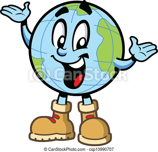 Feliz chico del globo - csp10990707