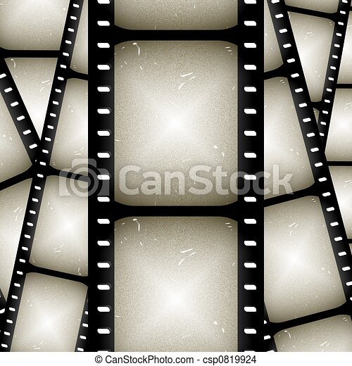 Film Strip - csp0819924