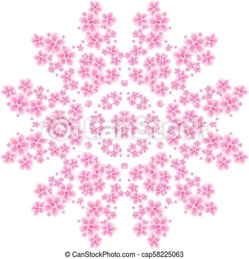 Cheryl Blossom Pattern - csp58225063