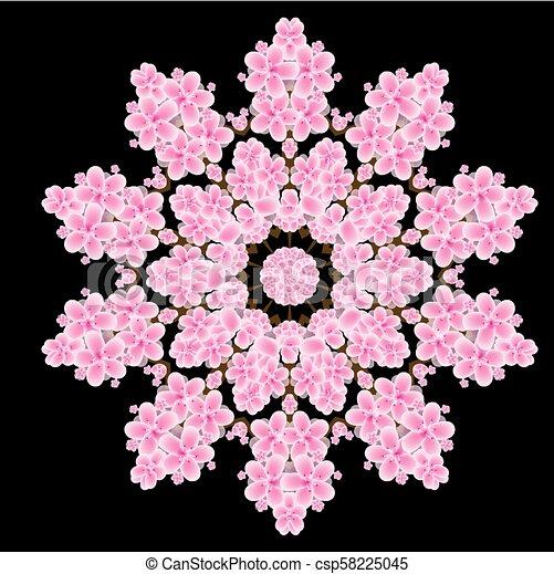 Cheryl Blossom Pattern - csp58225045