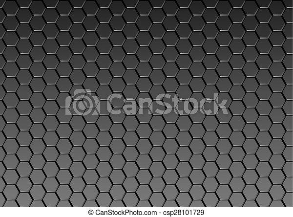 Fondo de textura de metal oscuro - csp28101729