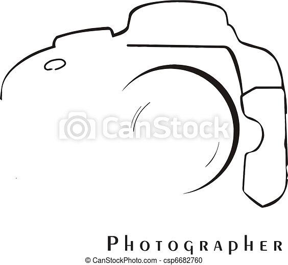 Fotógrafo profesional - csp6682760