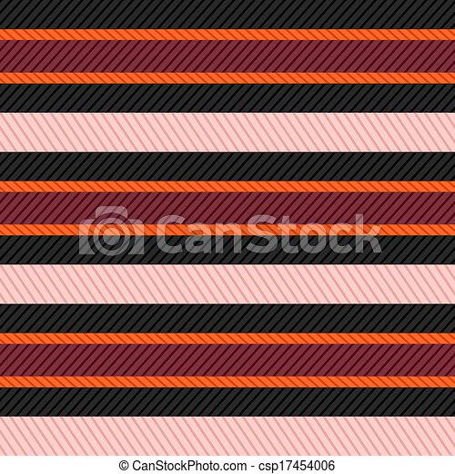 Franjas de colores sin costura texturizadas - csp17454006