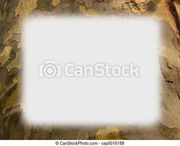 La frontera del camuflaje - csp0016188