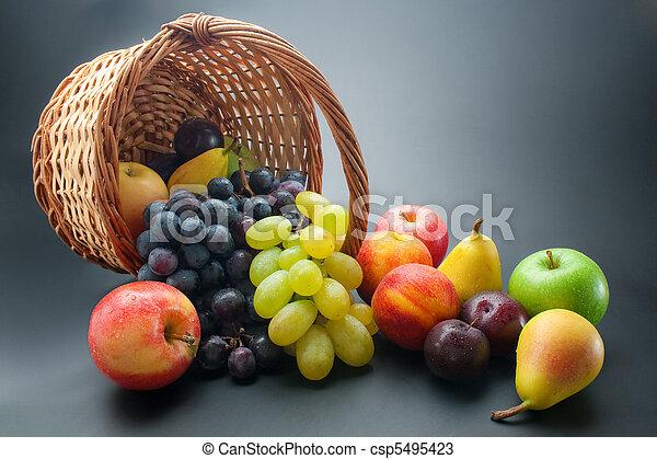 Frutas - csp5495423