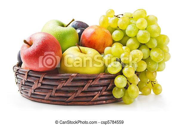 Frutas - csp5784559