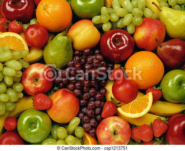 Frutas - csp1213751