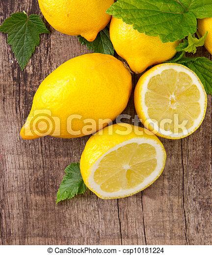 Fruta fresca - csp10181224