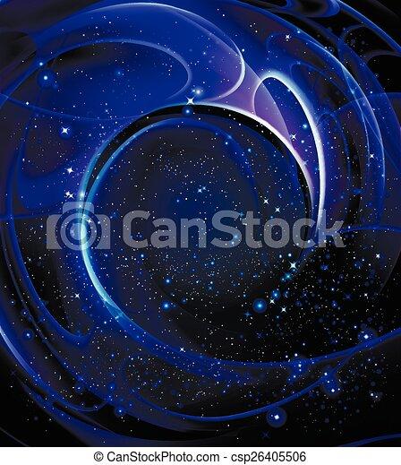 Galaxia espiral - csp26405506