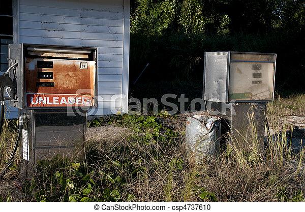 Crisis de gas - csp4737610