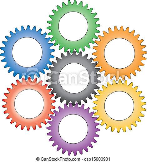 Gears - csp15000901