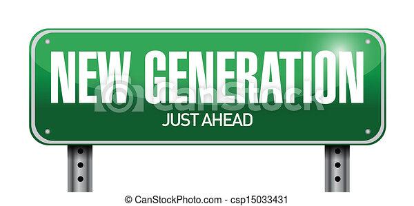 Nuevos signos de ilustración - csp15033431